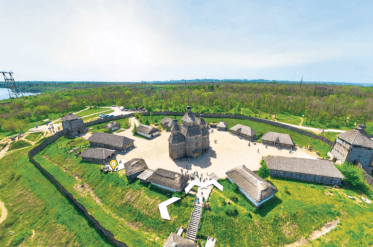 Как посетить все музеи Украины за один день?