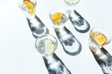 Вода с лимоном – любимый напиток звезд