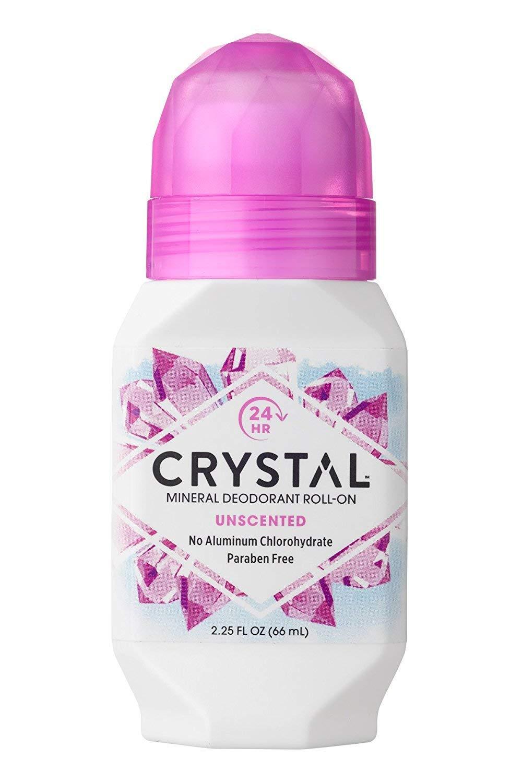 Дезодорант Crystal Deodorant Roll-On, 66 ml: Unscented (без запаха)