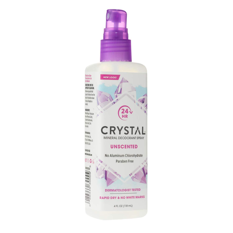 Дезодорант Crystal Deodorant Spray, 118 ml: Unscented (без запаха)