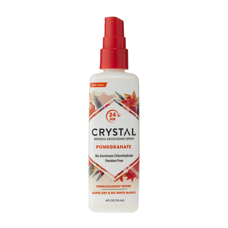 Дезодорант Crystal Deodorant Spray, 118ml: Pomegranate (с экстрактом граната)
