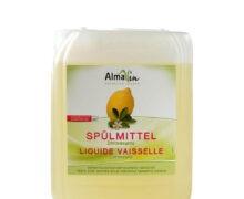 Средство для мытья посуды с лемонграссом AlmaWin, 5 л