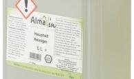 Универсальный очиститель для твердых поверхностей AlmaWin, 5 л