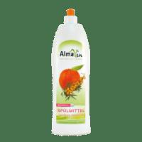 Средство для мытья посуды с мандарином AlmaWin, 500 мл