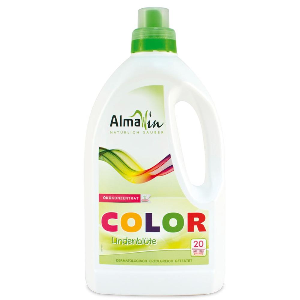 Жидкое средство для стирки COLOR AlmaWin, 1,5 л