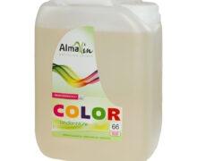 Жидкое средство для стирки COLOR AlmaWin, 5 л