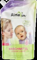 Органическое жидкое средство для стирки(эко) AlmaWin, 1,5 л