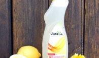 Чистящее средство для туалета (гель) c ароматом лимона AlmaWin, 750