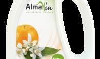 Натуральный смягчитель для белья (экстракт апельсина) AlmaWin, 750 мл