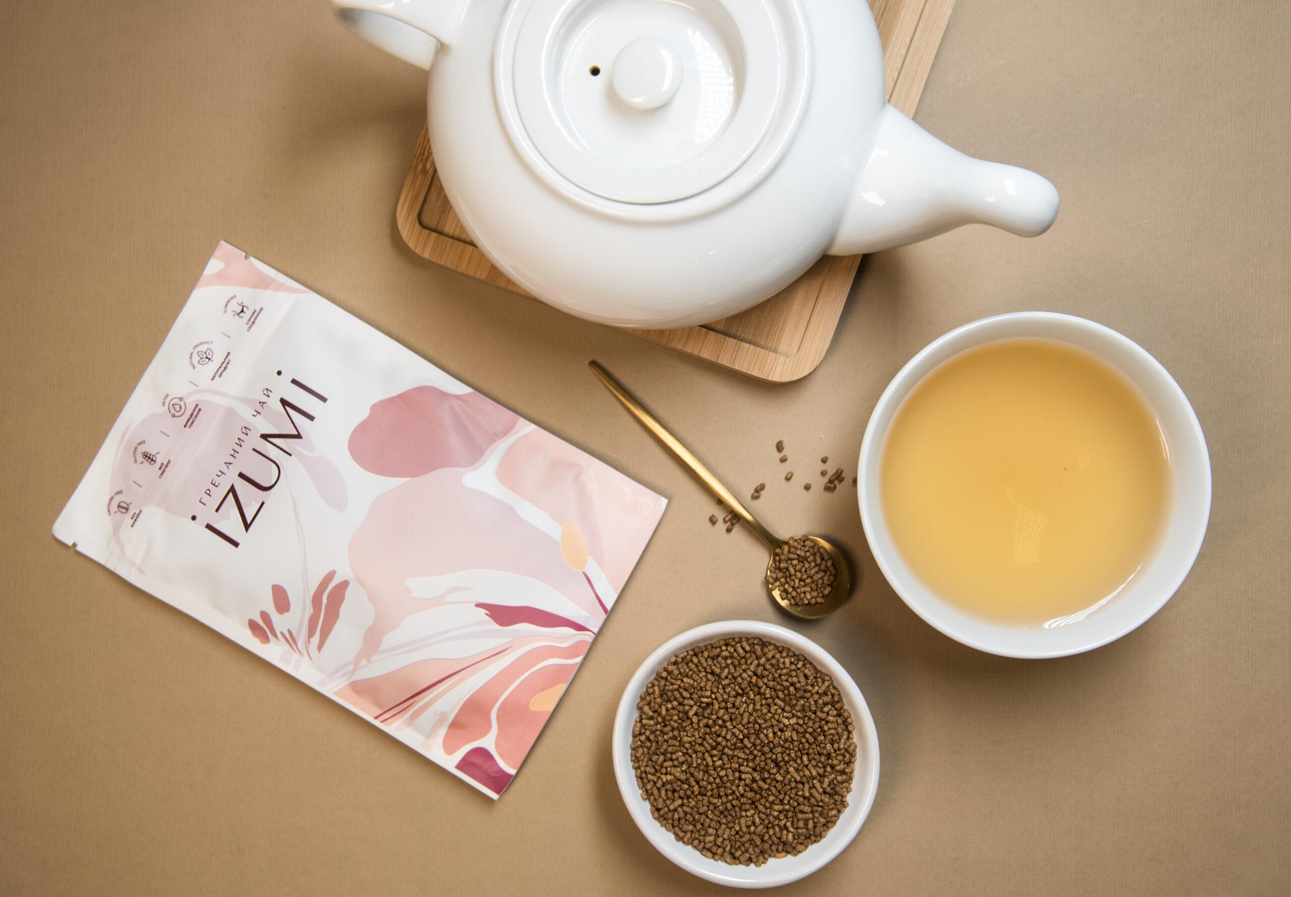 Гречишный чай Izumi, 100 г
