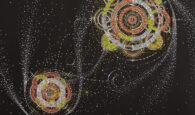 """Картина NATALIA REVONIUK """"Отношения"""" (100х100см)"""