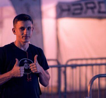 Благотворительный бег. Виталий Хоменко с помощью бега собрал 100 000 грн. на помощь детям