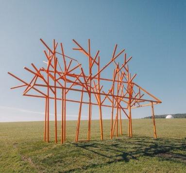 В Украине открылся уникальный парк современной скульптуры PARK3020