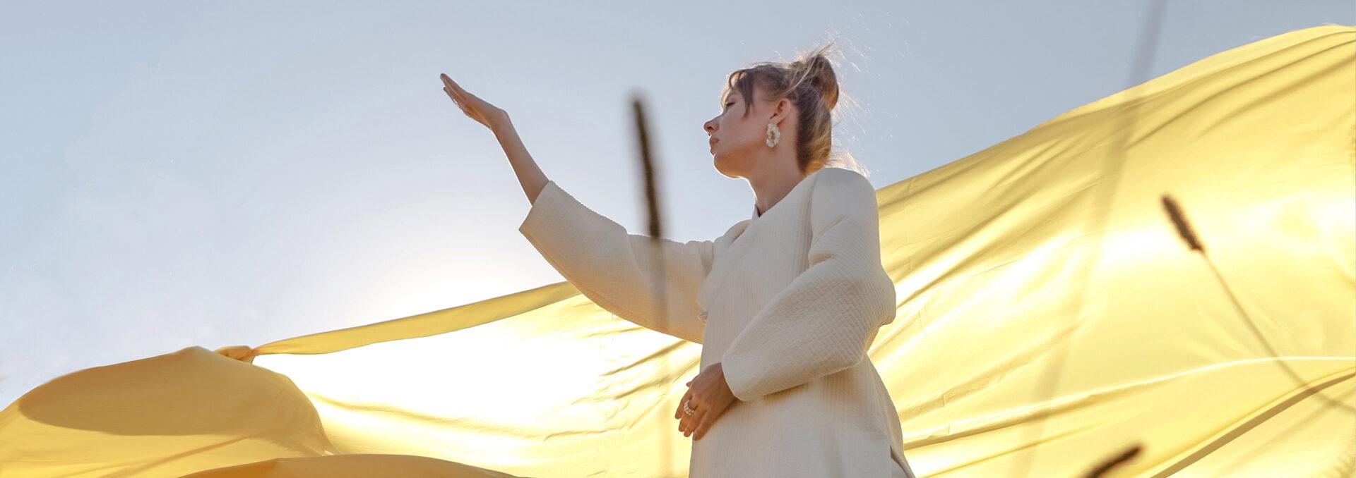 Саша Годяева: Все, чем вы занимаетесь, может стать медитацией
